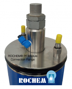 Rochem PF Module Connection Flange